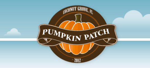 Coconut Grove Pumpkin Patch Festival logo
